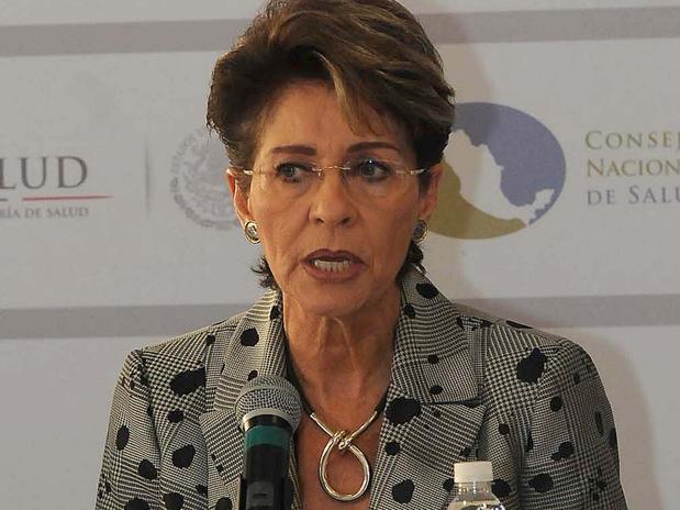 Mercedes Juan López, Secretaria de Salud