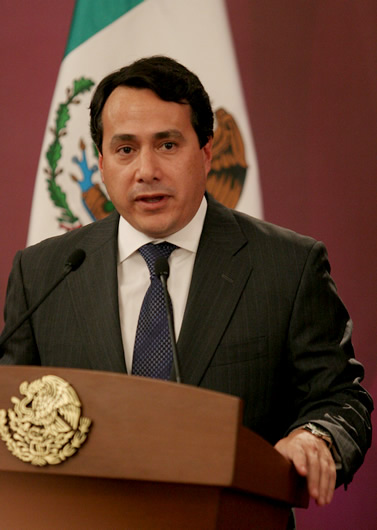 El diputado del PRI, Gerardo Juan García Elizondo
