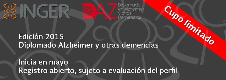 diplomado alzheimer