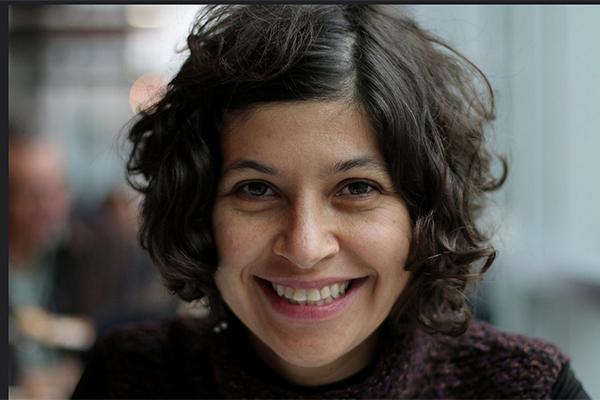 La Dra. Gabriela Caraveo Piso