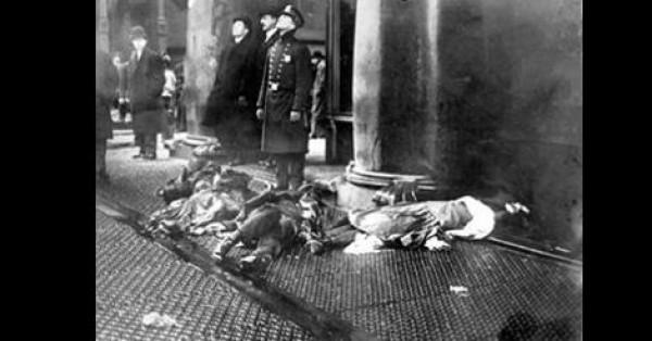 matanza 8 de marzo
