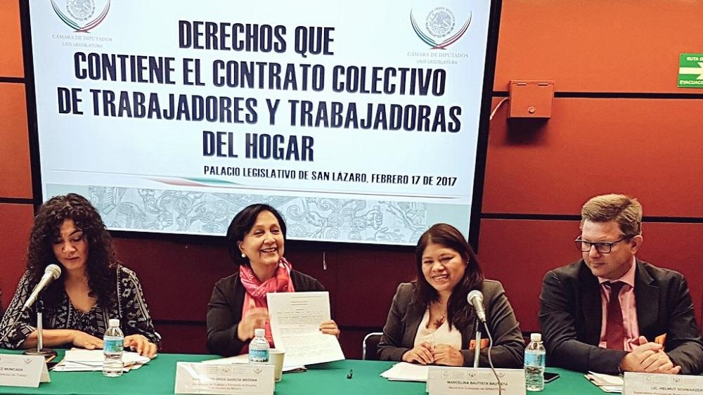 250 mil personas se dedican al trabajo en el hogar en la CDMX