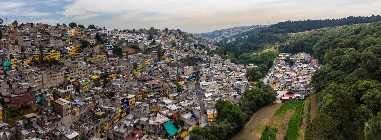 Creciente desigualdad económica en México