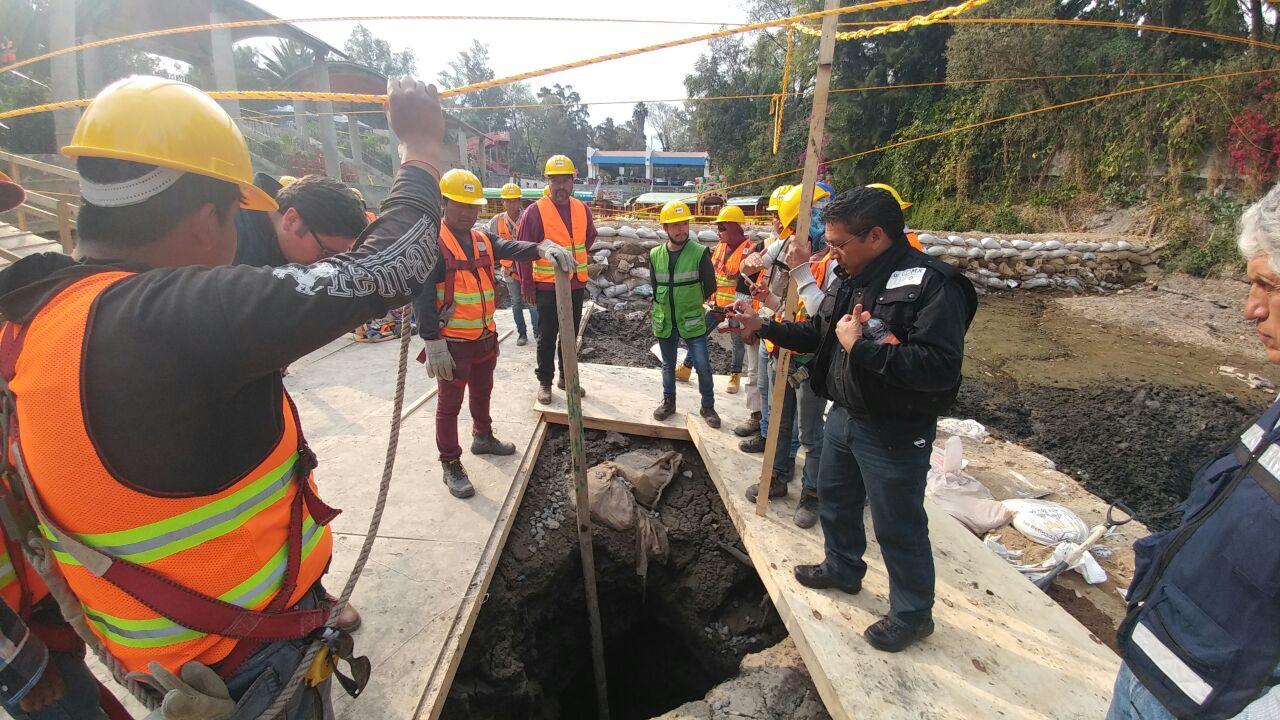 Salvarán Xochimilco, patrimonio de la humanidad