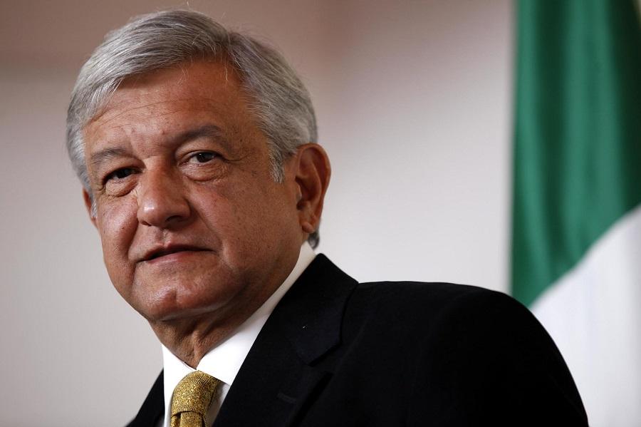López Obrador, a la cabeza de la sucesión presidencial de 2018