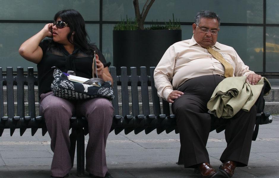 La inactividad física provoca enfermedades