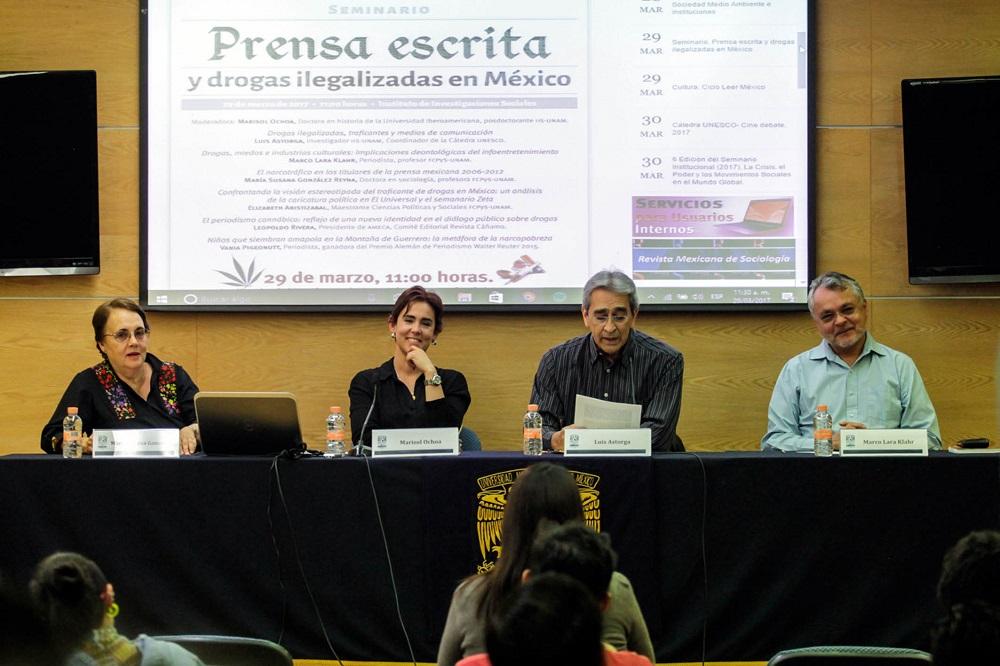 Los comunicadores, abandonados por las autoridades mexicanas