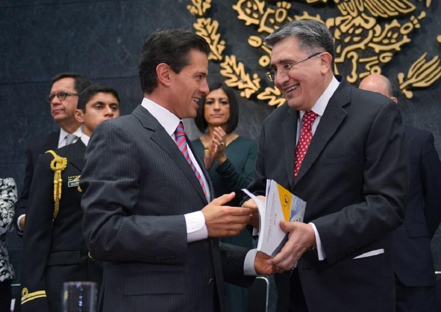 Reproche en Los Pinos: El combate a la impunidad y la corrupción debe ser real