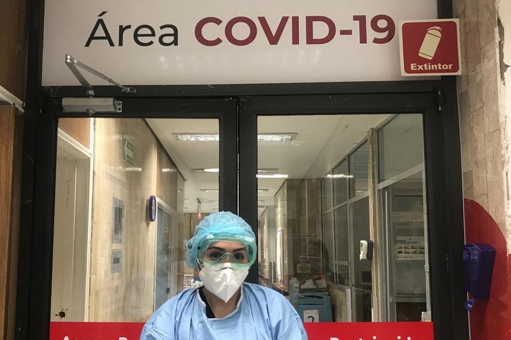 La pandemia de COVID-19 aún no se ha controlado