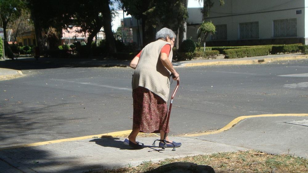 México vive un acelerado proceso de envejecimiento de su población