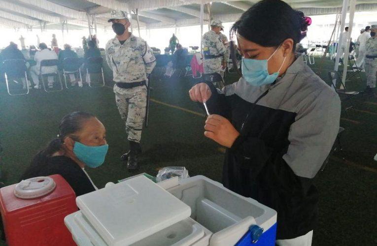 Inicia la vacunación a la población de 50 a 59 años, con la mayor mortalidad por COVID19