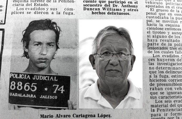 Falleció Mario Álvaro Cartagena López, luchador social y militante de las libertades democráticas